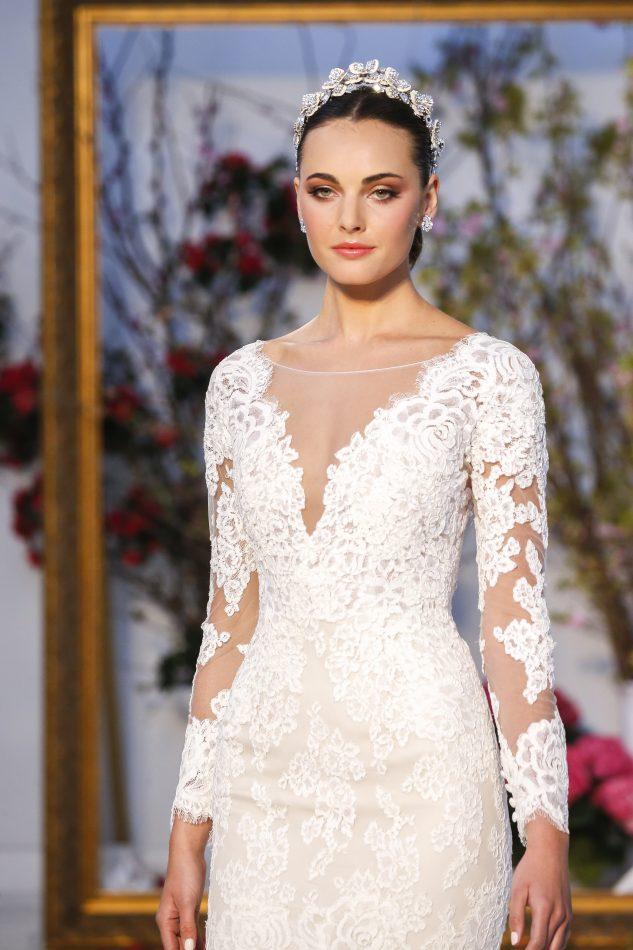 df2a84f15f Puedes estar segura que la combinación sexy y atractiva del encaje va  sorprender y encantar a tus invitados el día de tu boda.