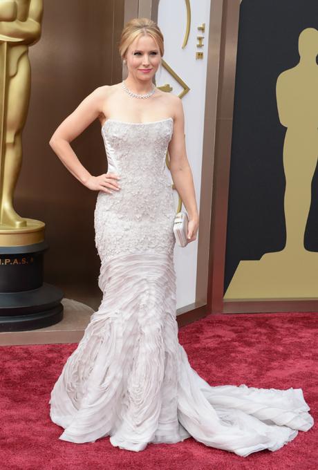 oscars-2014-best-dresses-kristen-bell