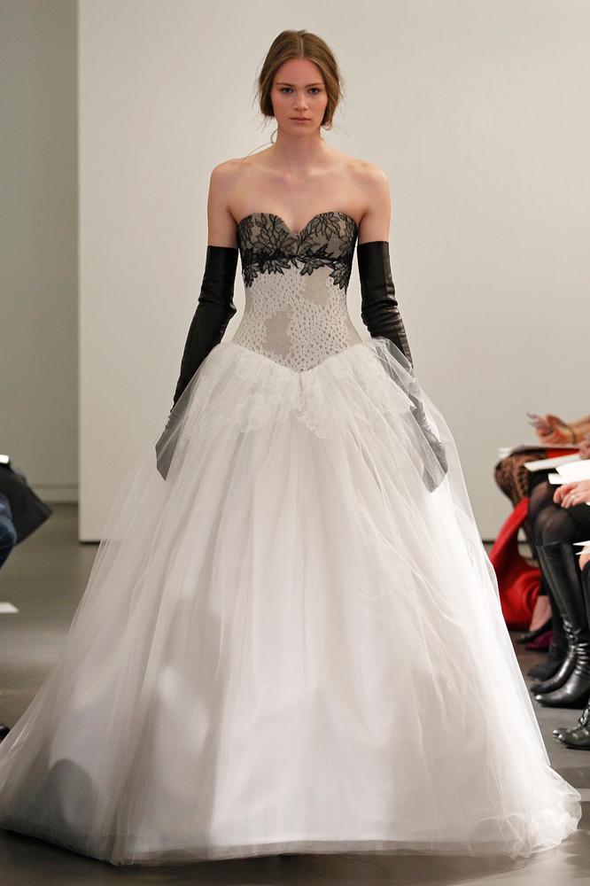 Vera Wang Spring 2014 Bridal Collection | Farah Novias