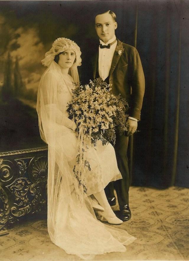 Vestidos de novia de 1800