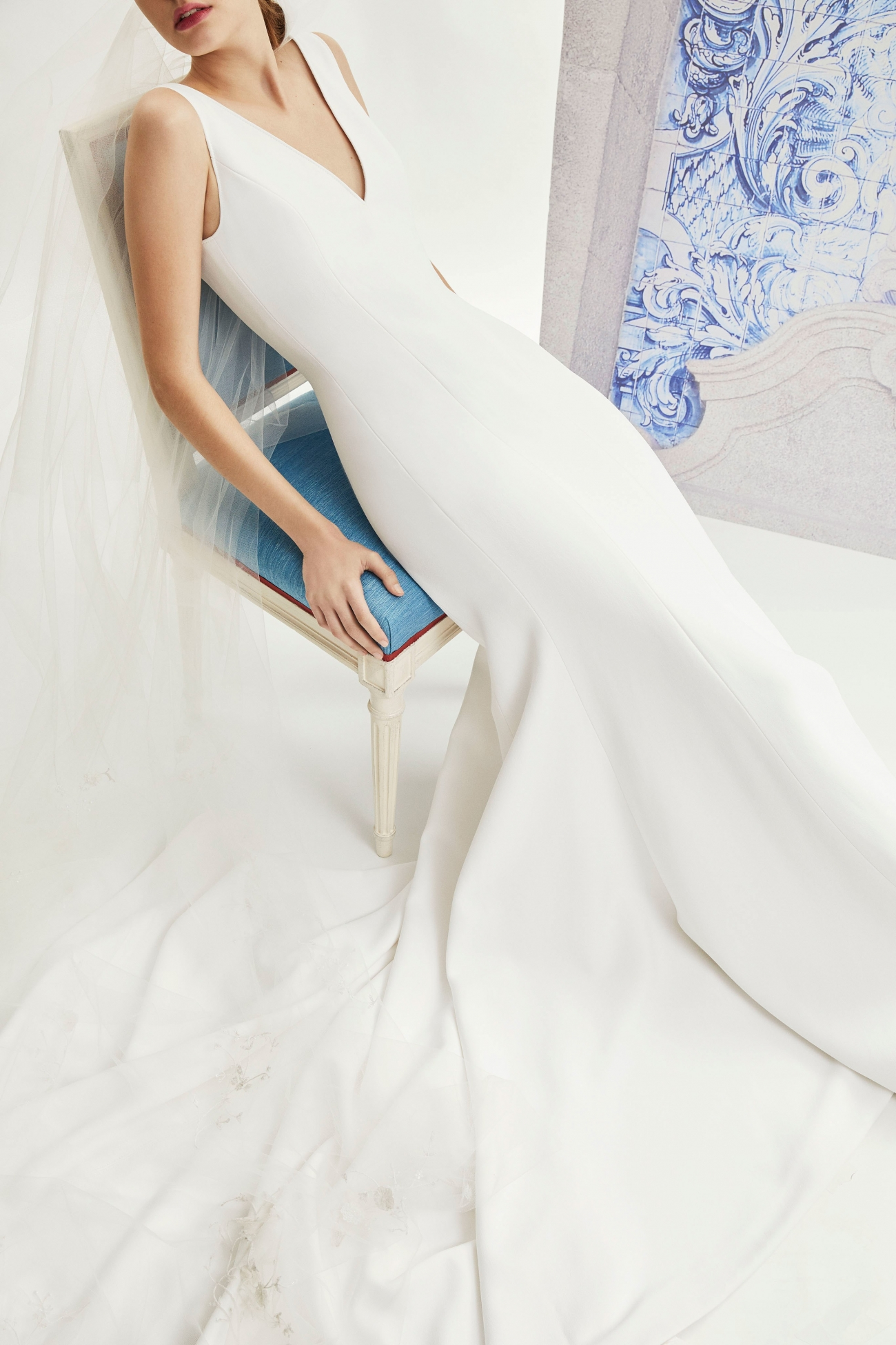 Carolina Herrera Bridal Fall 2019 Ivy