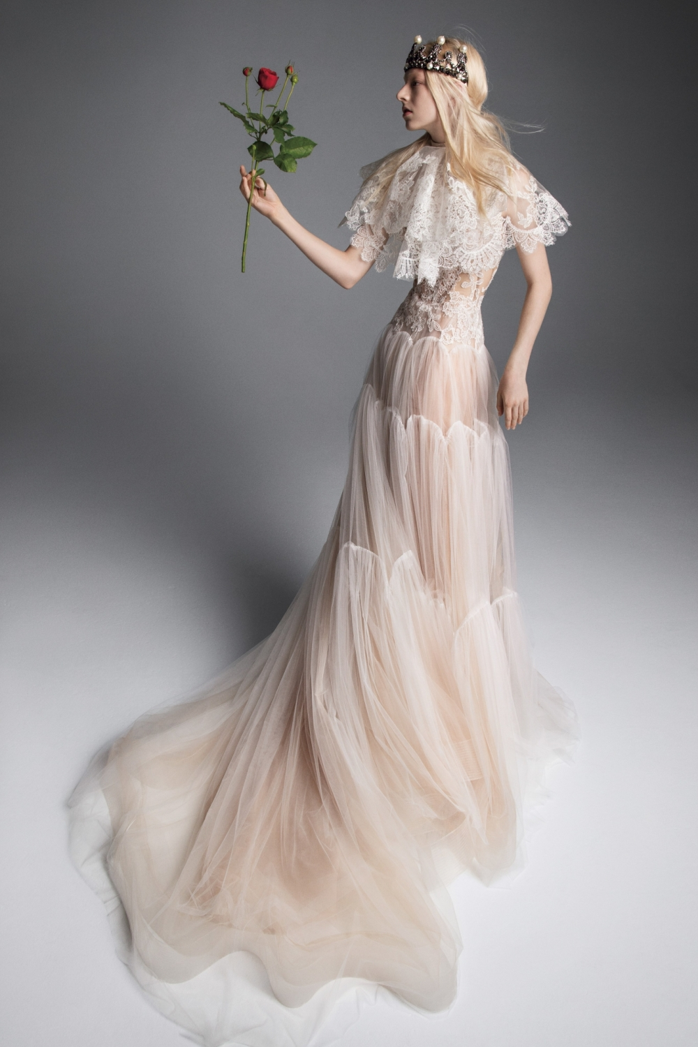 Vera Wang bridal Dress Fall 2019 Henrietta