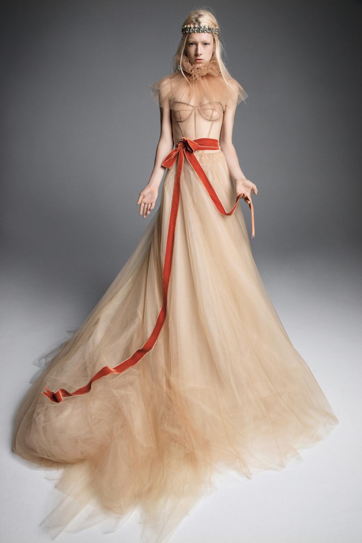 Vera Wang Vestido de Novia Otoño 2019 Ceres