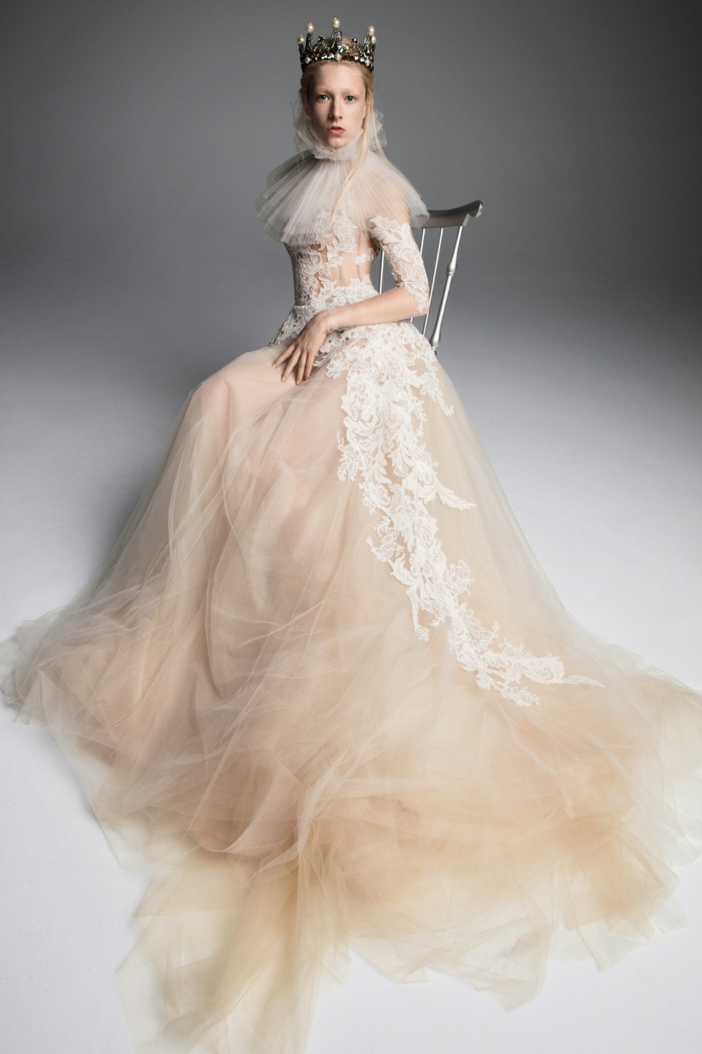 Vera Wang bridal Dress Fall 2019 Olympe