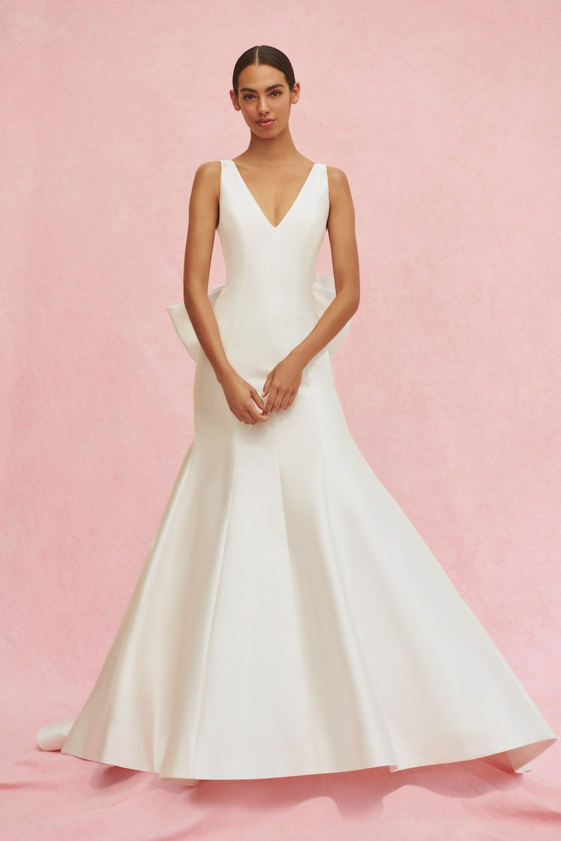 Carolina Herrera bridal fall 2020 Mia