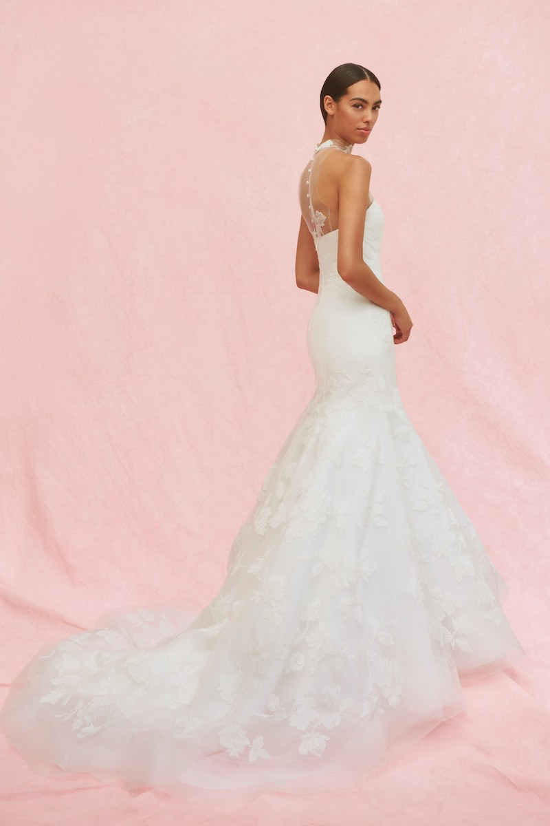Carolina Herrera bridal fall 2020 Margot