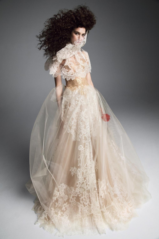 Vera Wang Vestido de Novia Otoño 2019 Maria Jose