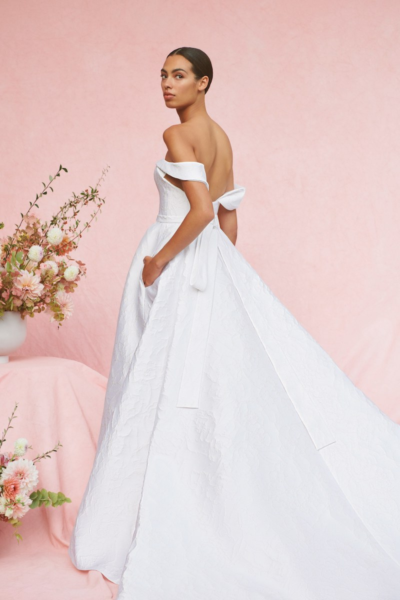Carolina Herrera Fall 2020 MARABELLE