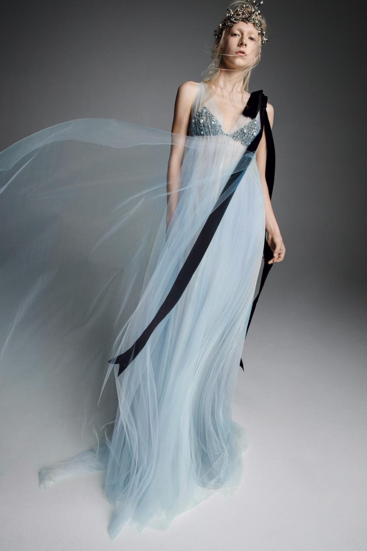 Vera Wang Vestido de Novia Otoño 2019 Athenais