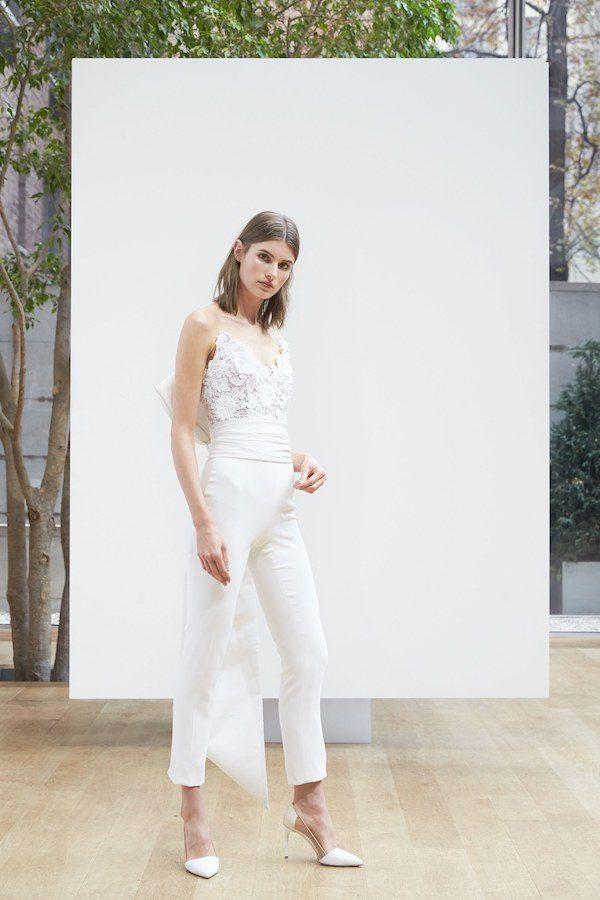 Oscar de la Renta Bridal Spring 2018