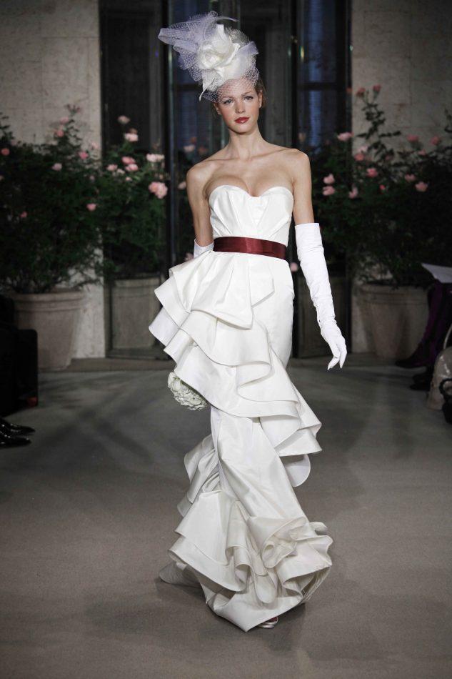 diferentes tipos de escotes de vestidos de novia Archives | Farah Novias