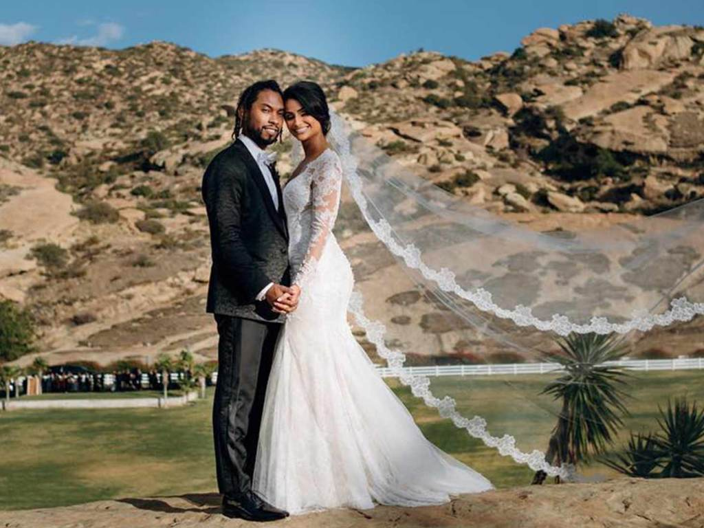 Nazanin Mandi Wedding Dress Monique Lhuillier