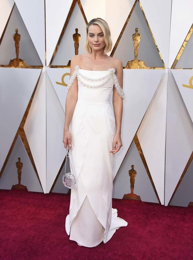 Margot Robbie Oscar 2018