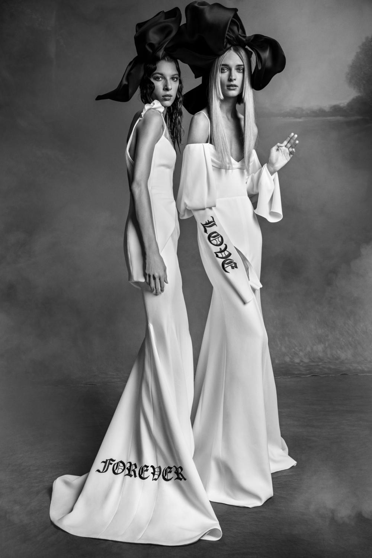 Vera Wang Otoño 2020-SALLY & ABBY