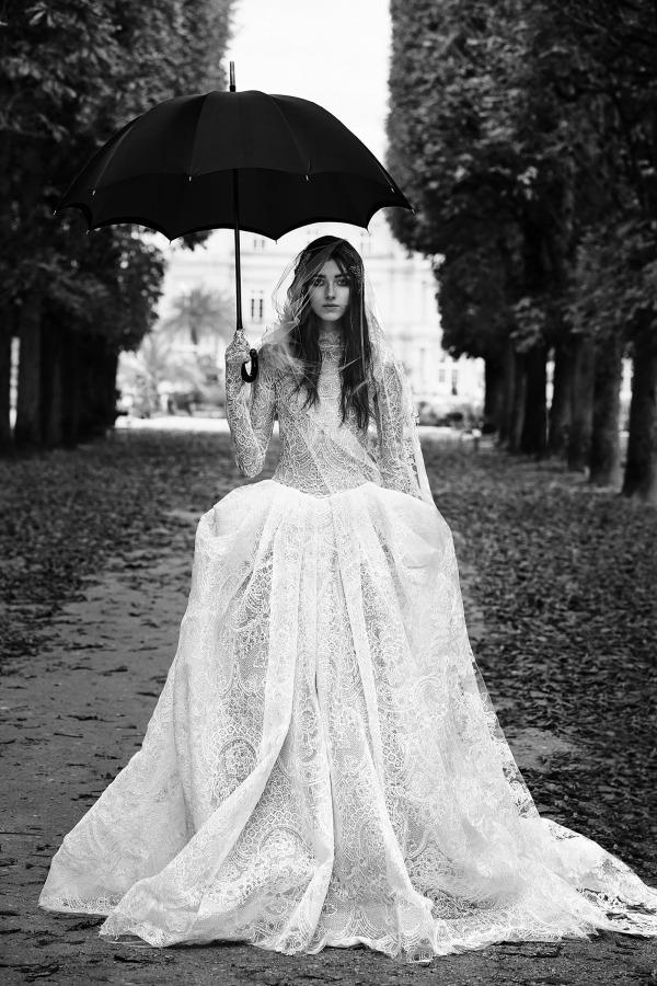 Vera Wang Bridal Fall 2018 MAUDE