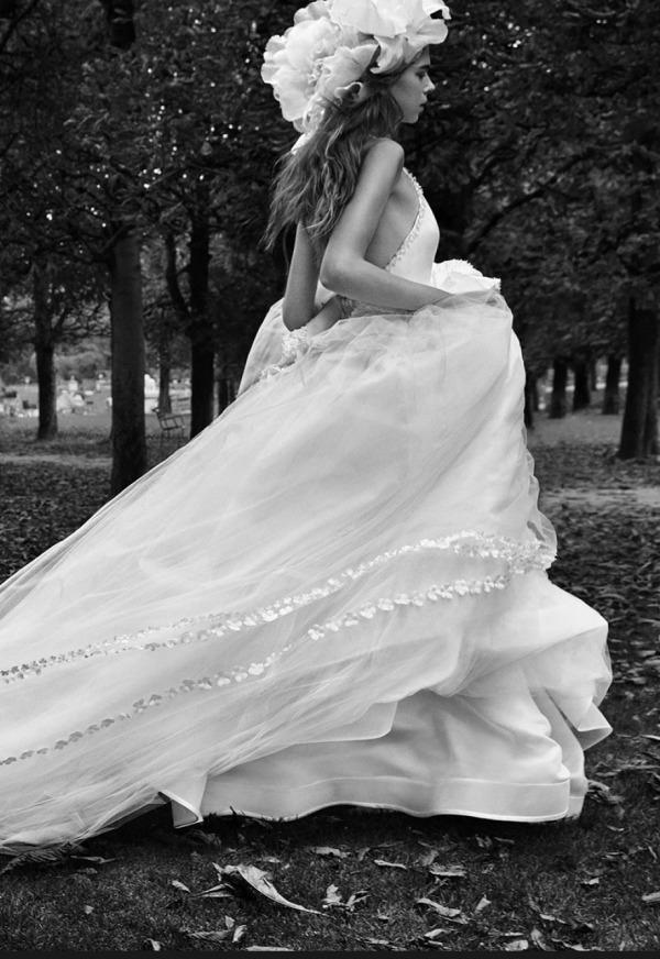 Vera Wang Bridal Fall 2018 Solange