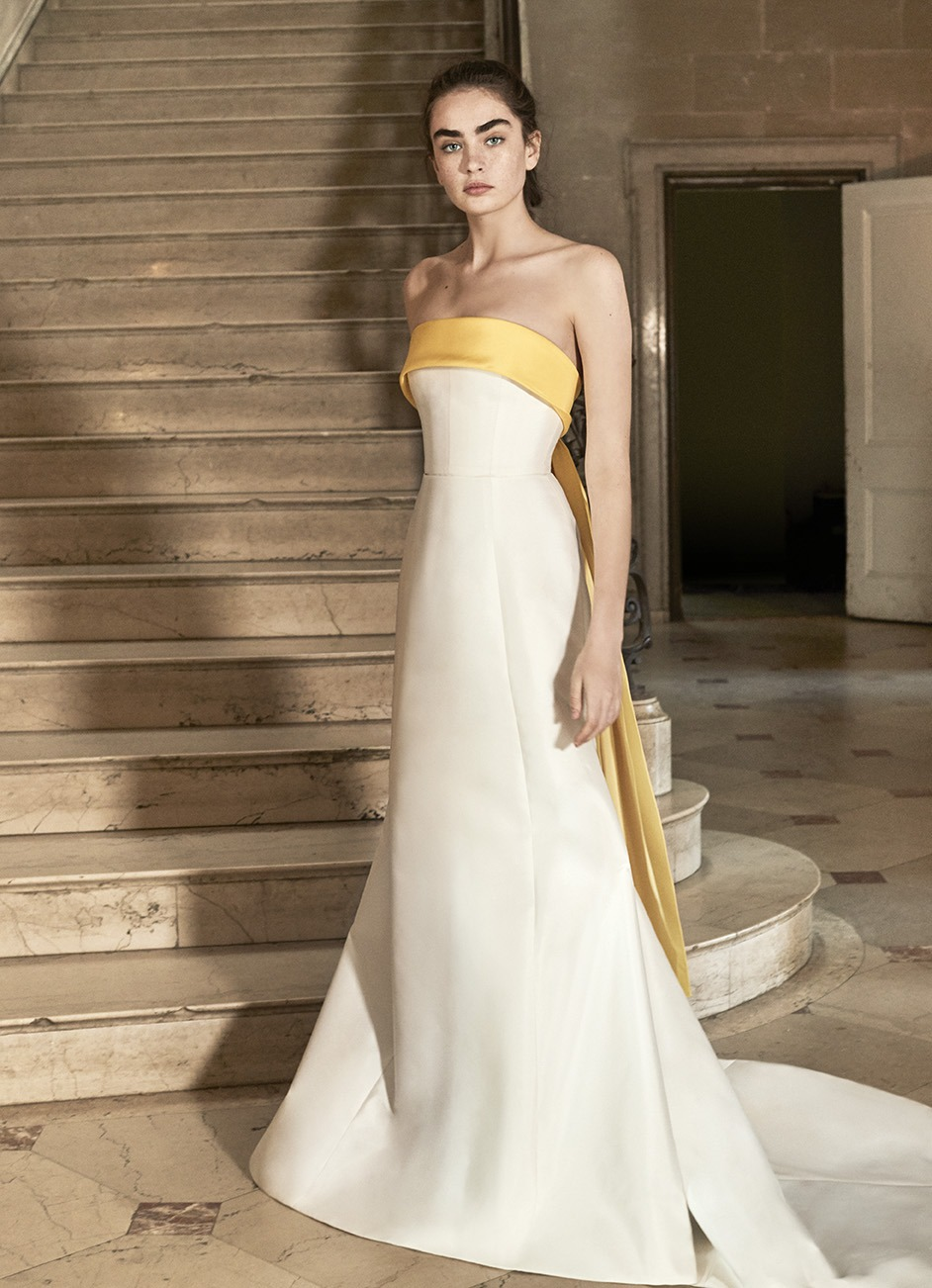 Carolina Herrera primavera 2019 Hunter