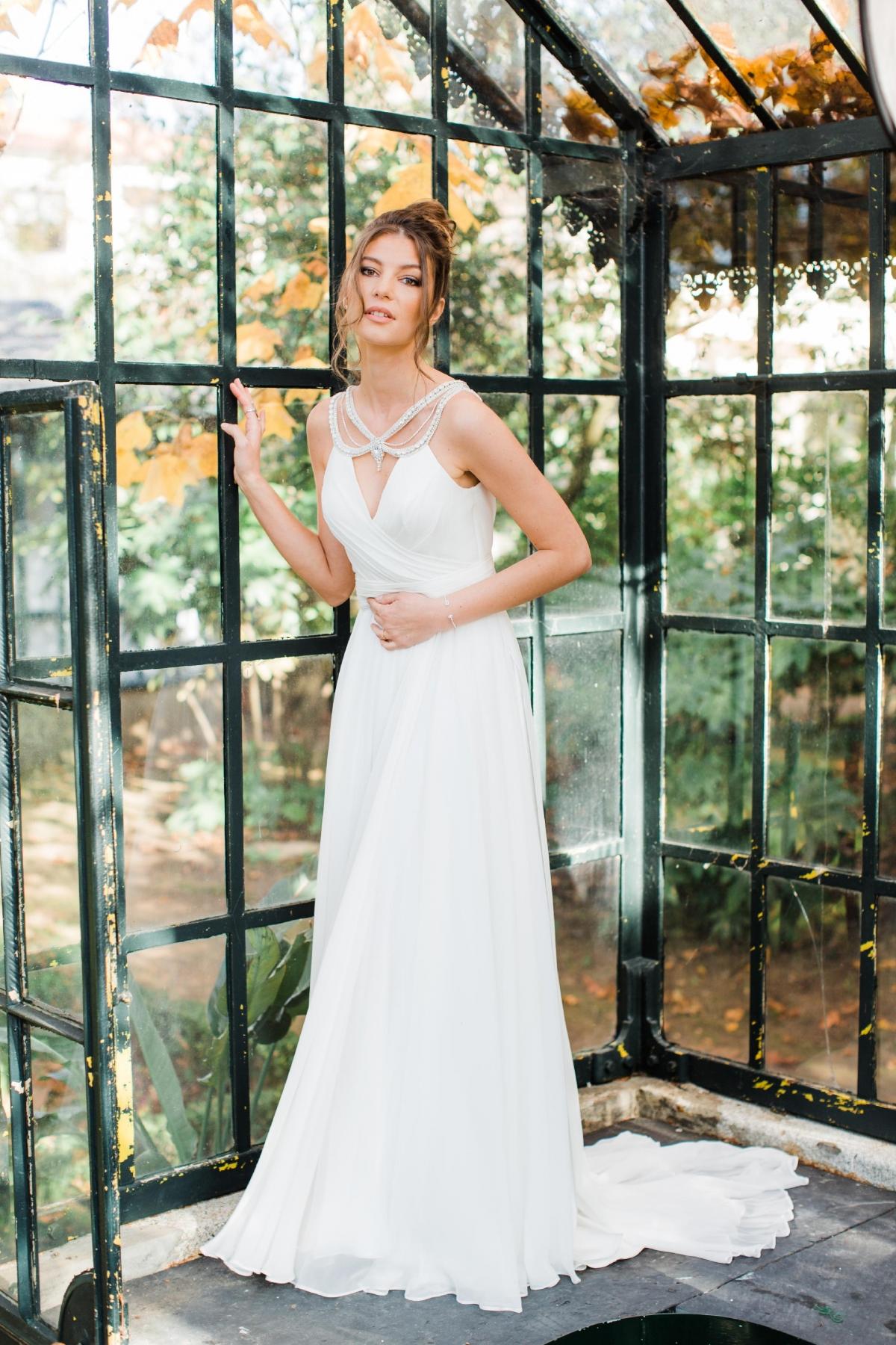 Gio Rodrigues Bridal Spring 2019 Calcuta
