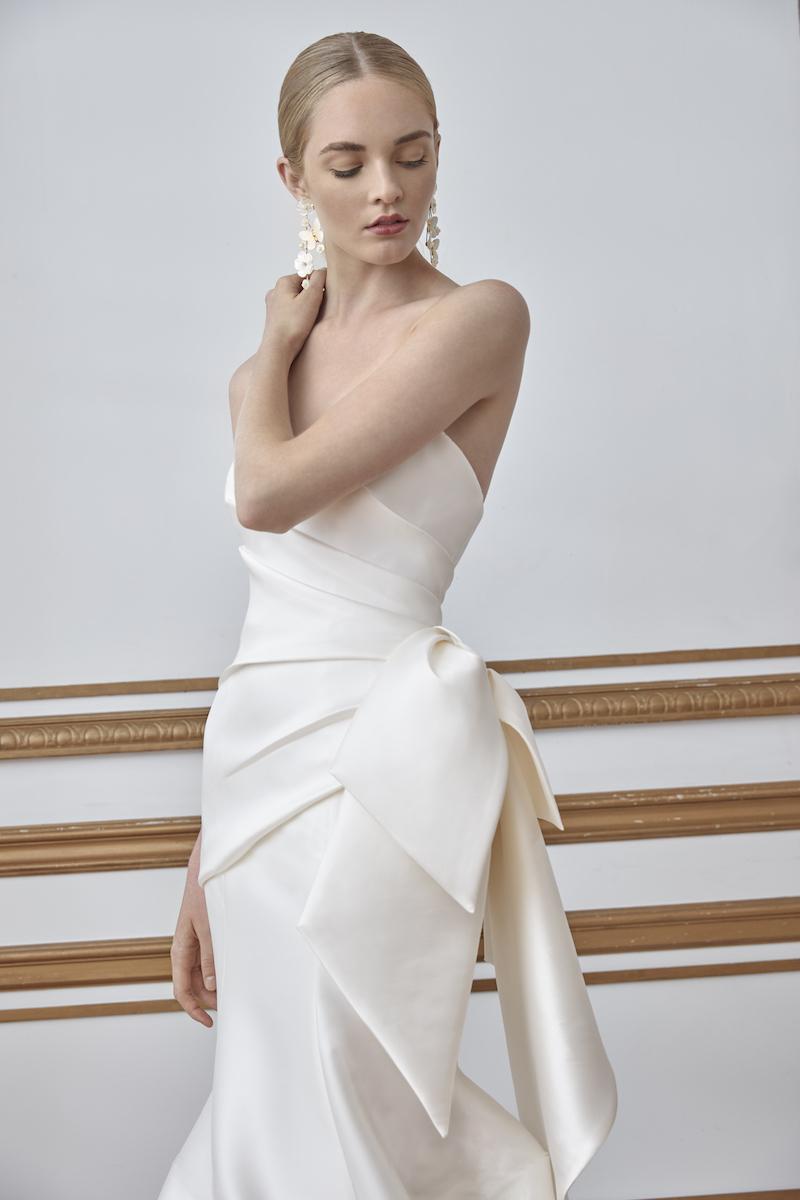 Sarah Nouri Fall 2021 Cecilia gown