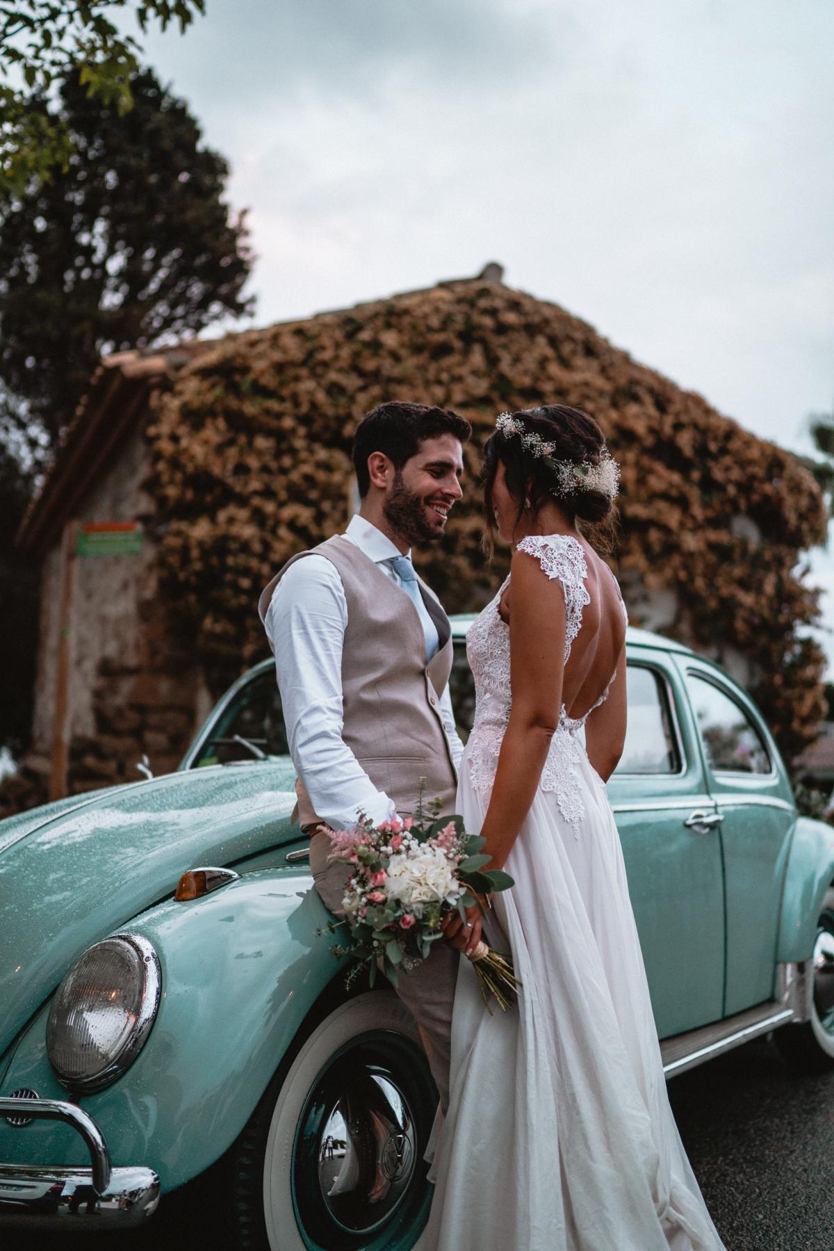 Farah Novias Real Bride Alba
