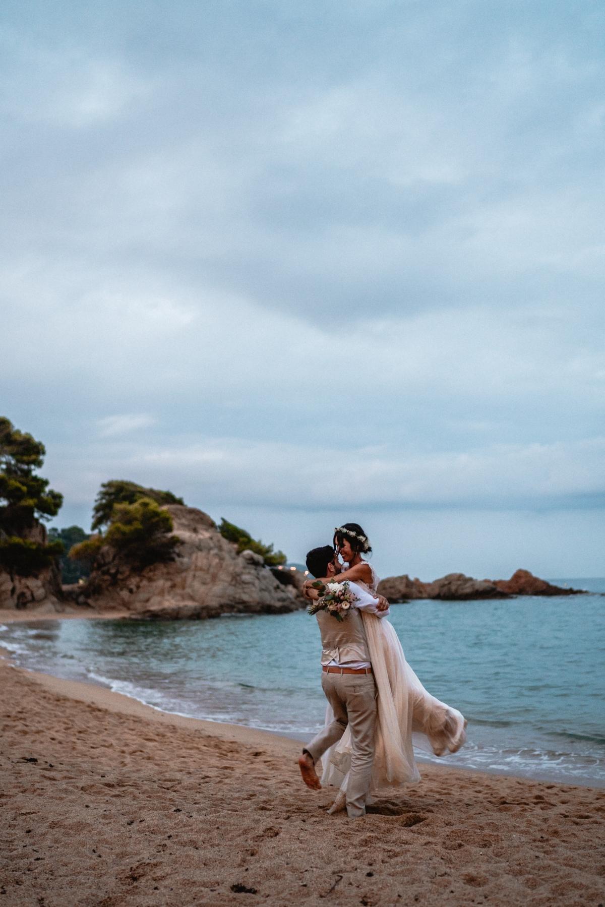 Farah Novias Bride Alba