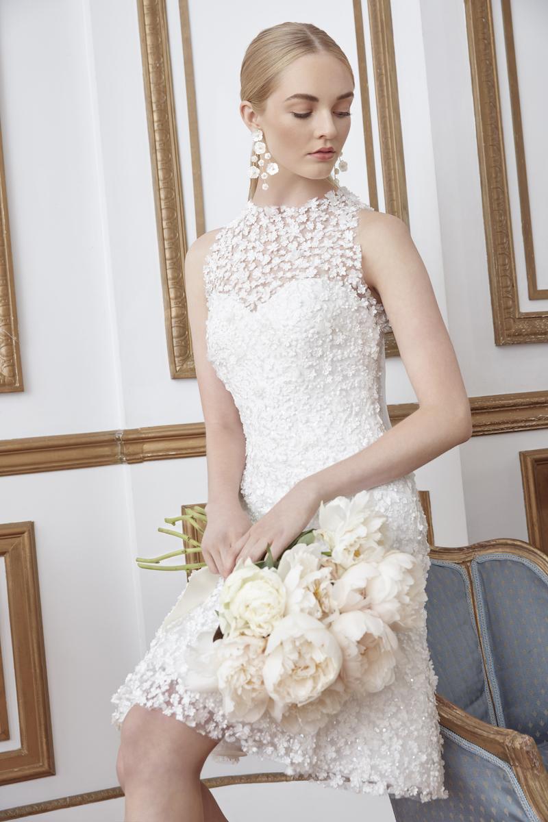 Sarah Nouri Fall 2021 Daisy gown