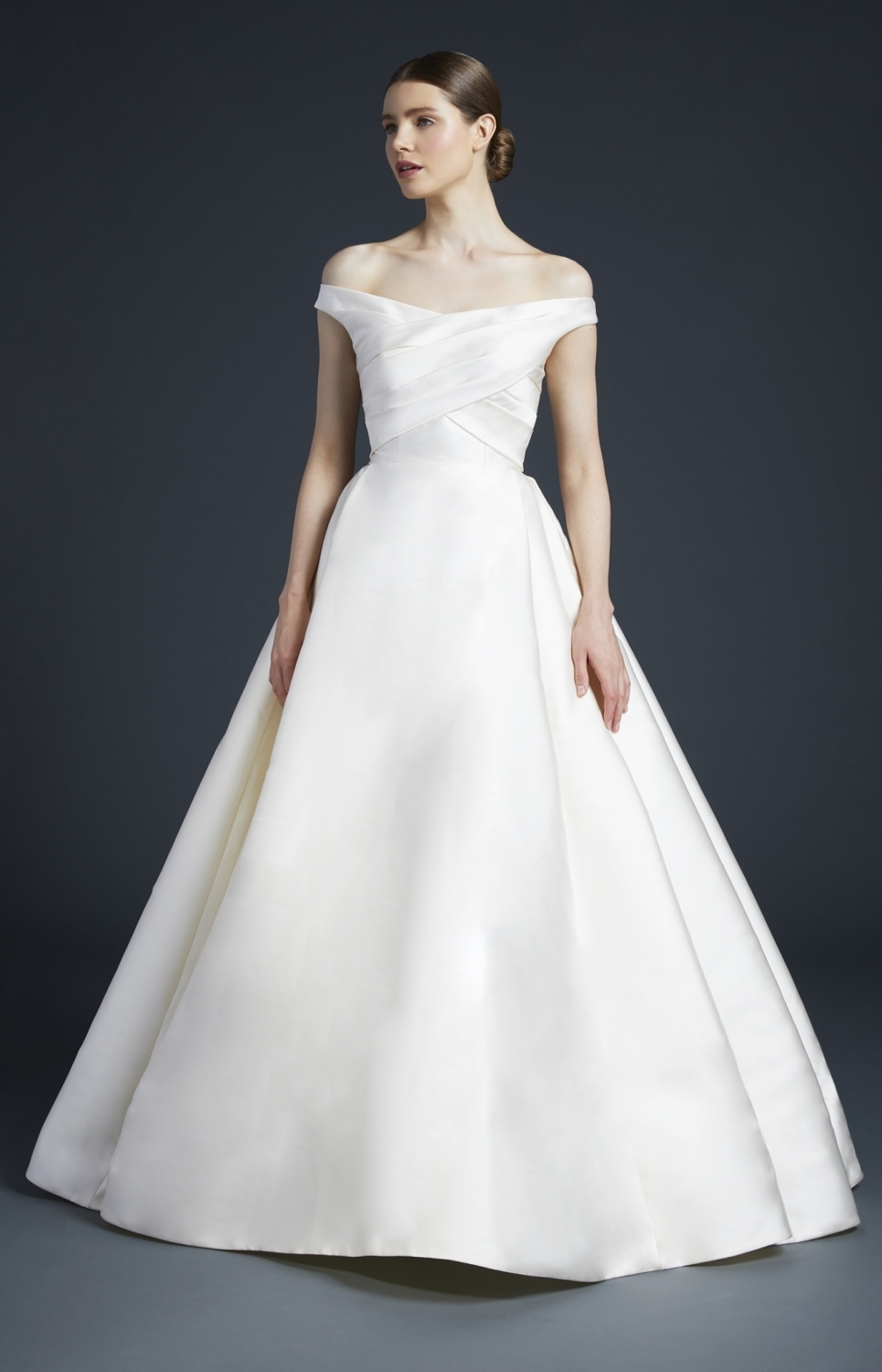 Anne Barge Wedding Dress  Fall 2019 Ellis