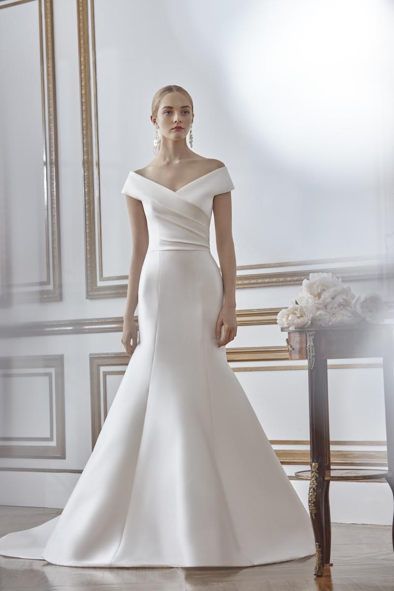 Sareh Nouri Fall 2021 Emma gown