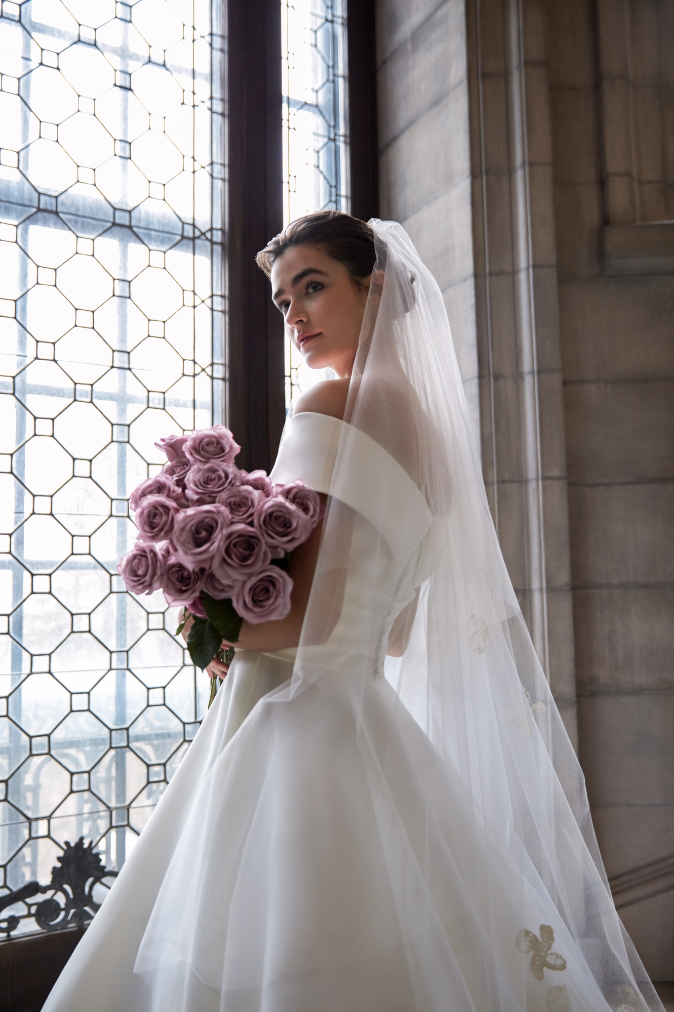 Sareh Nouri Wedding Dress Eugenie