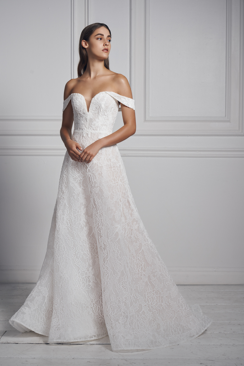 Anne Barge bridal Fall 2020 Evermore