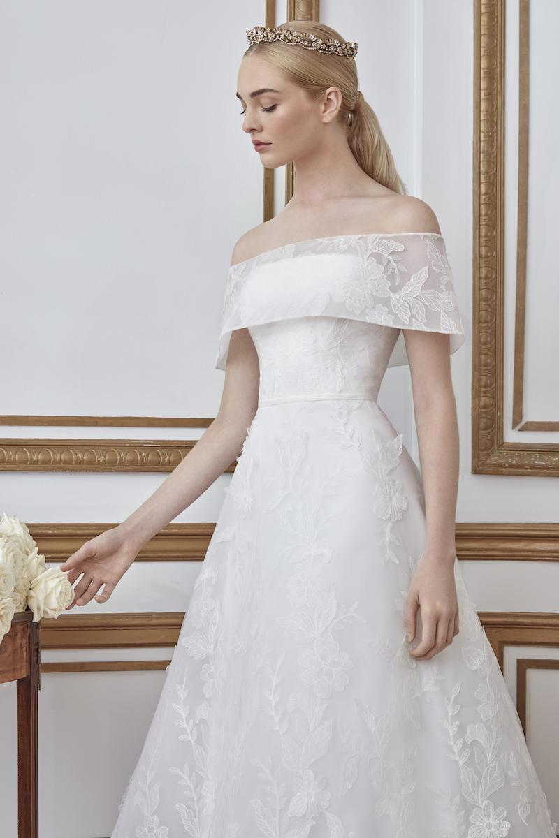 Sareh Nouri Fall 2021 Florence gown