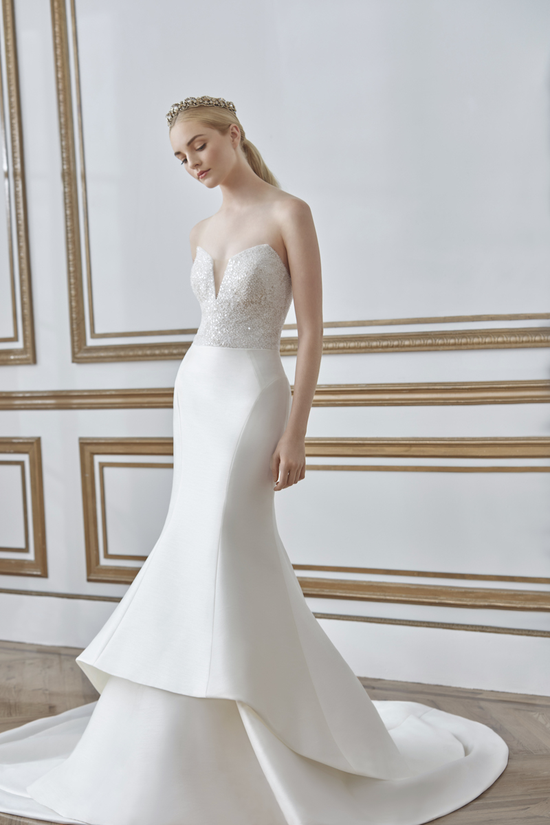 Sareh Nouri Fall 2021 Gatsby gown