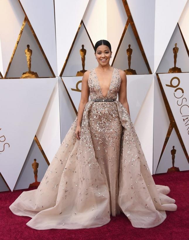 Gina Rodriguez Oscar 2018
