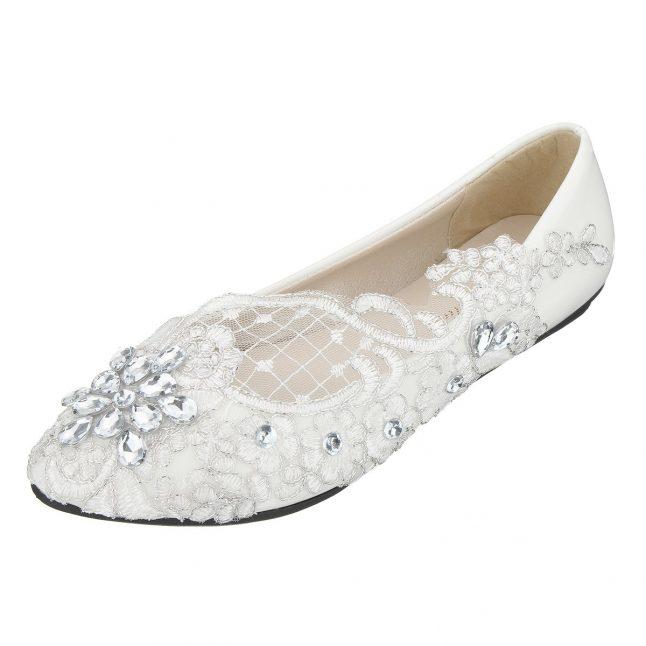 En Conclusión Los Zapatos Nupciales Son Una Manera Muy Especial De Mostrar La Personalidad Y El Estilo Personal Novia No Hay Límites Para