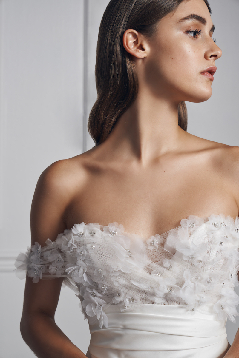 Anne Barge bridal Fall 2020 majestic