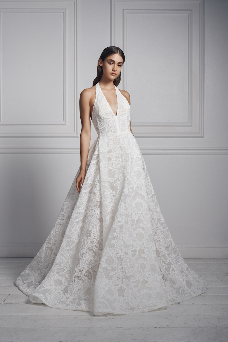 Anne Barge bridal fall 2020 martini