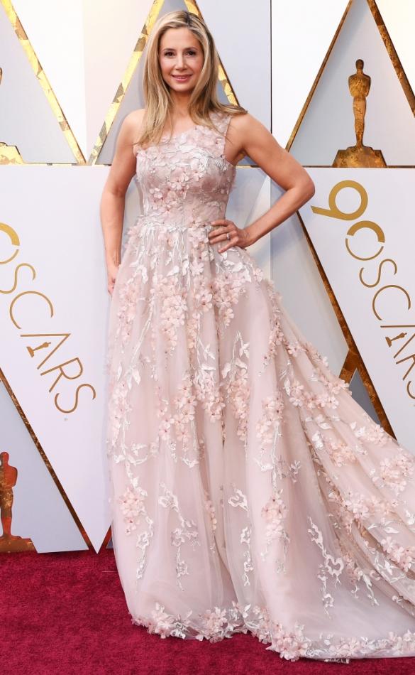 Mira Sorvino Oscar 2018
