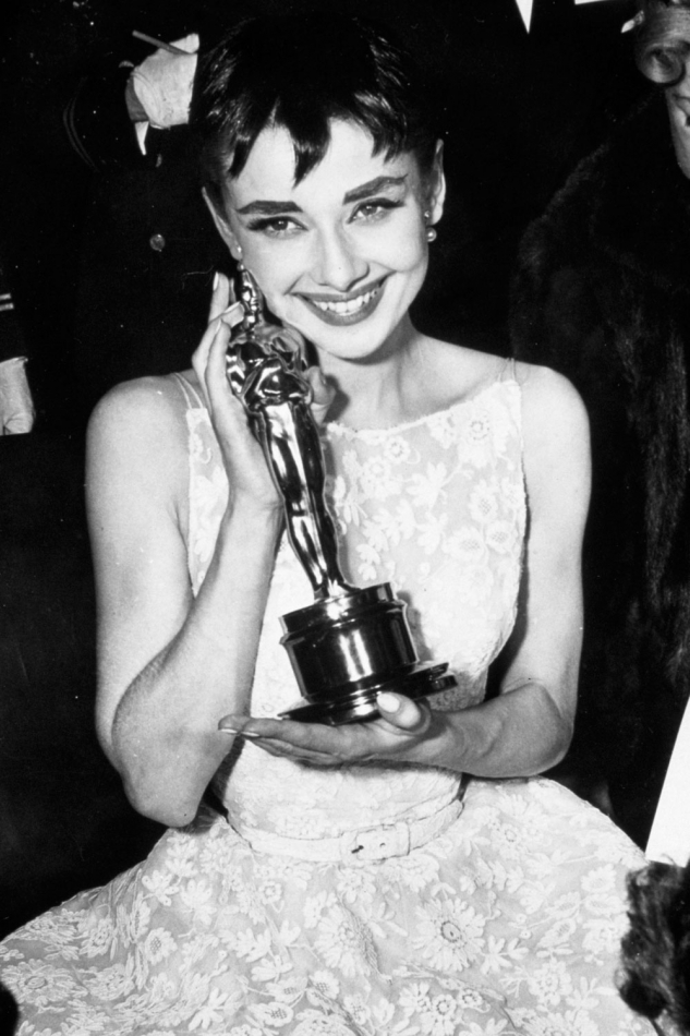 Audrey Hepburn Premios Oscars