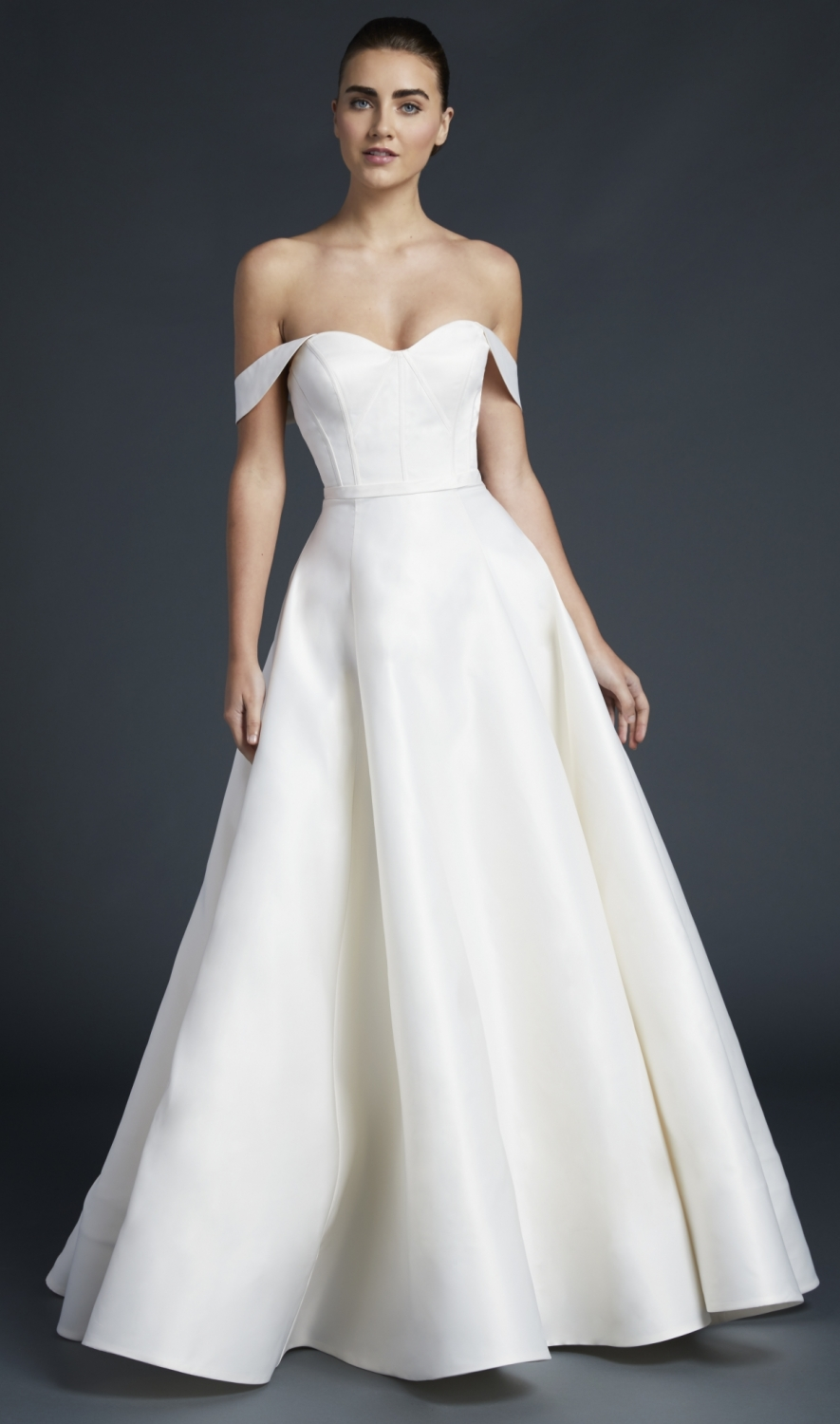 Anne Barge Bridal Fall 2019 Pei