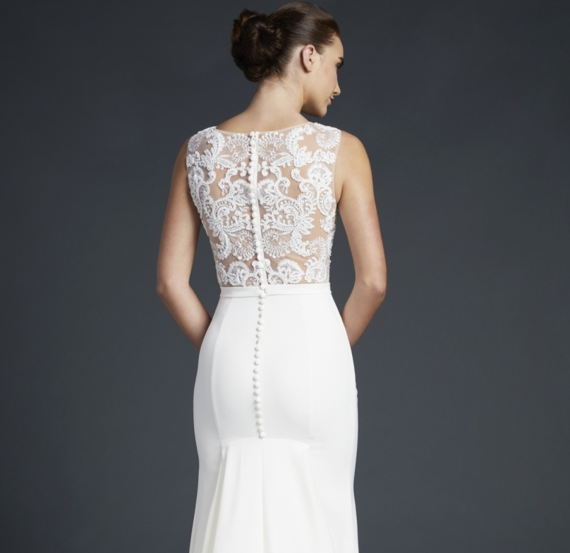 Anne Barge Wedding Dress Fall 2019 Pelli