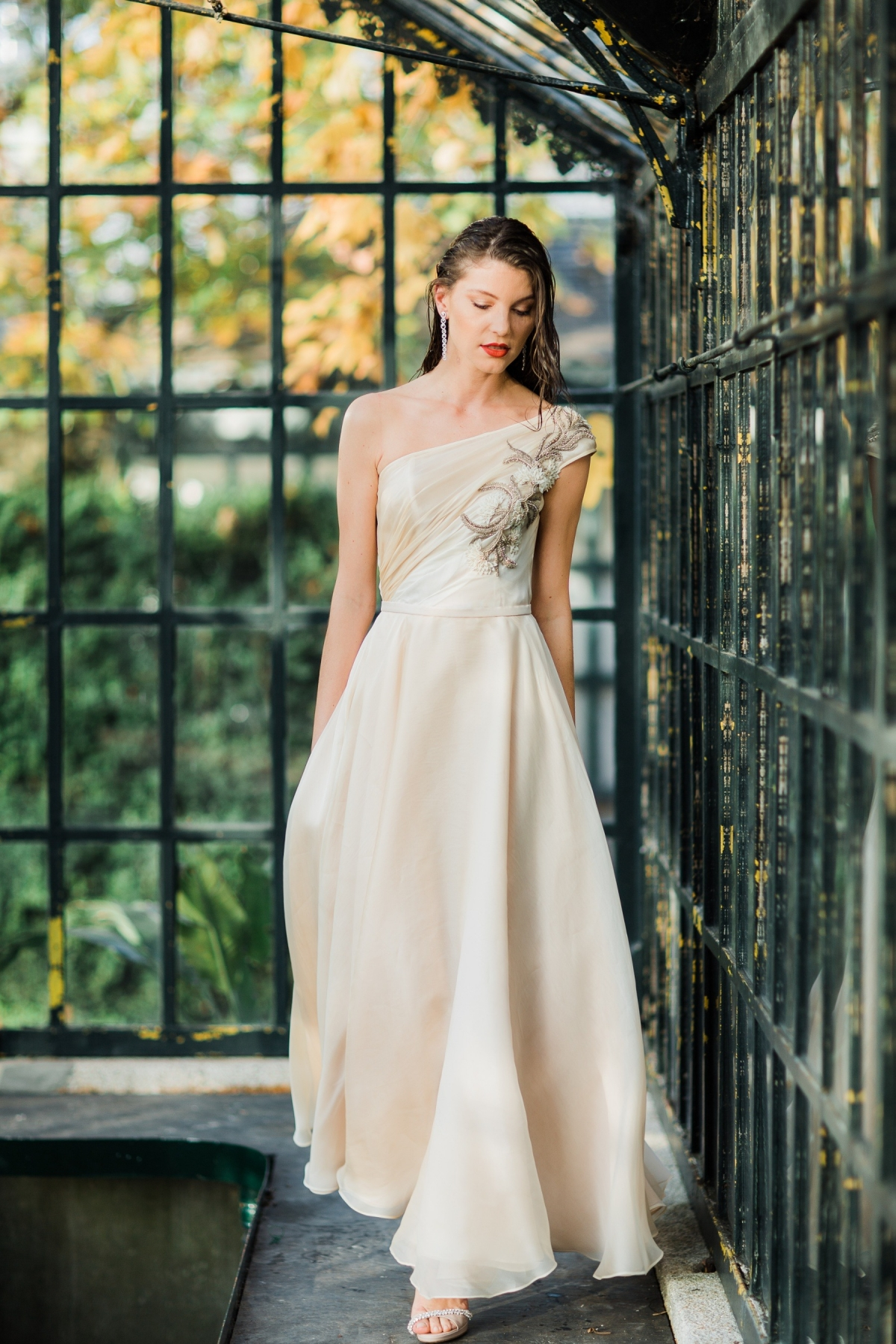 Gio Rodrigues Bridal Spring 2019 Paris