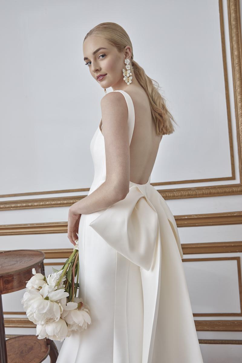 Sareh Nouri Fall 2021 Ren gown