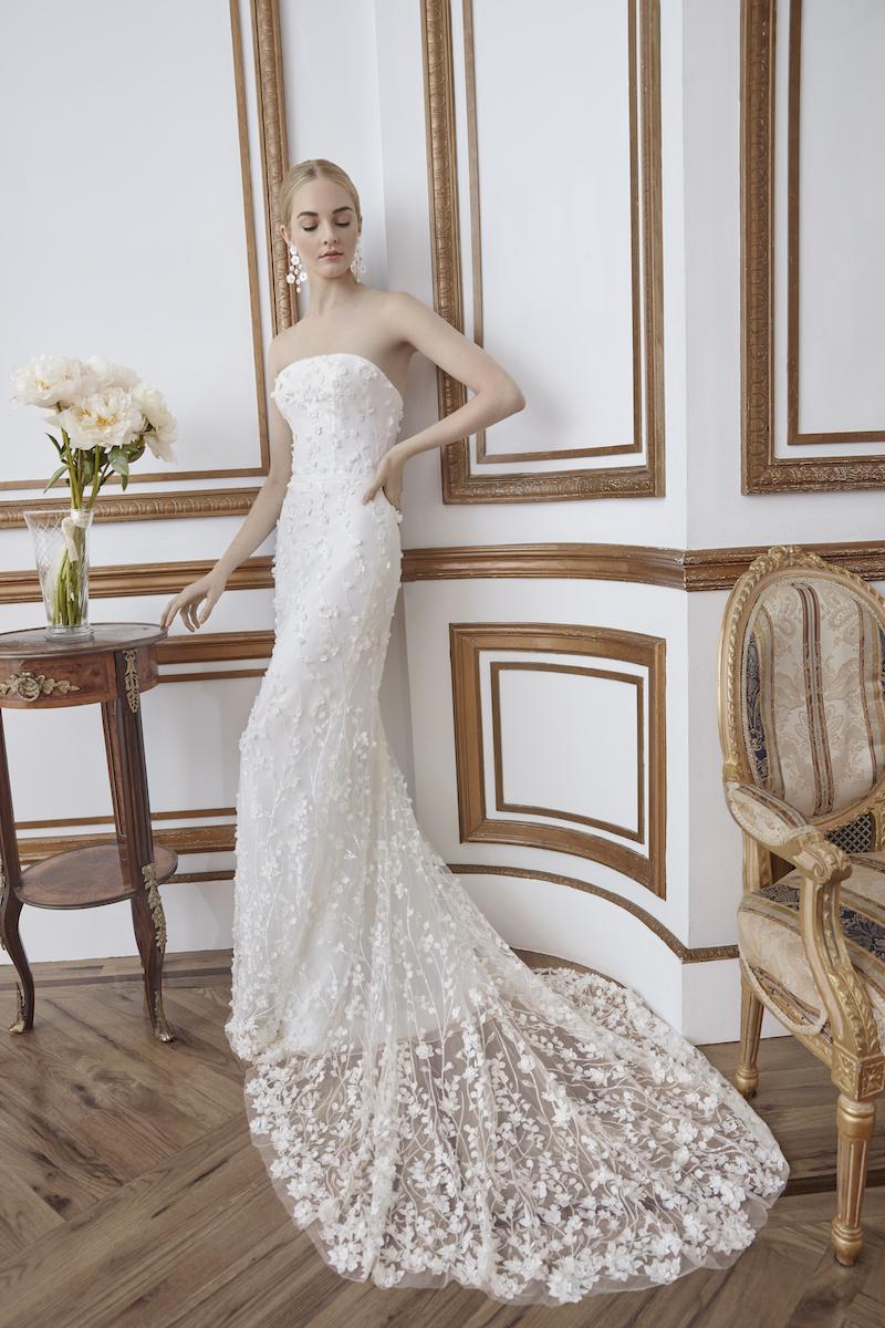 Sareh Nouri Fall 2021 Rosalind gown