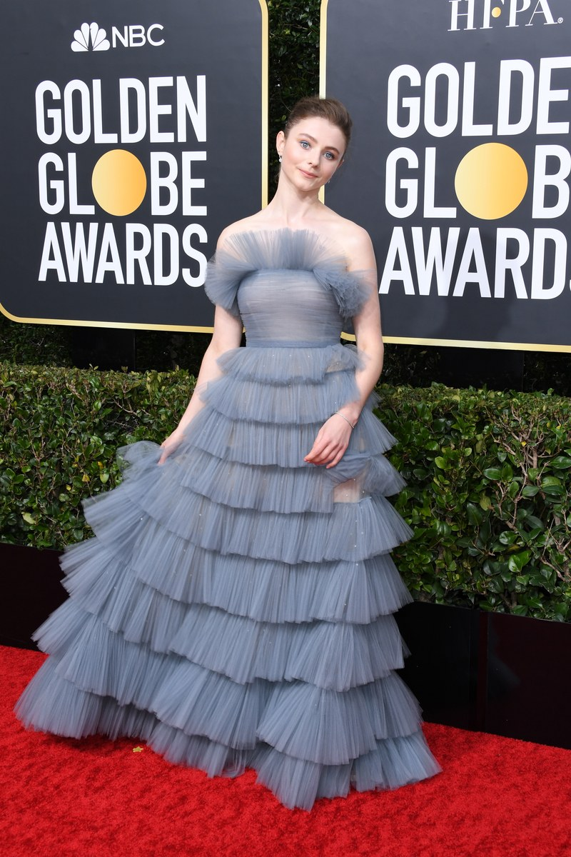thomasin mckenzie golden globes 2020