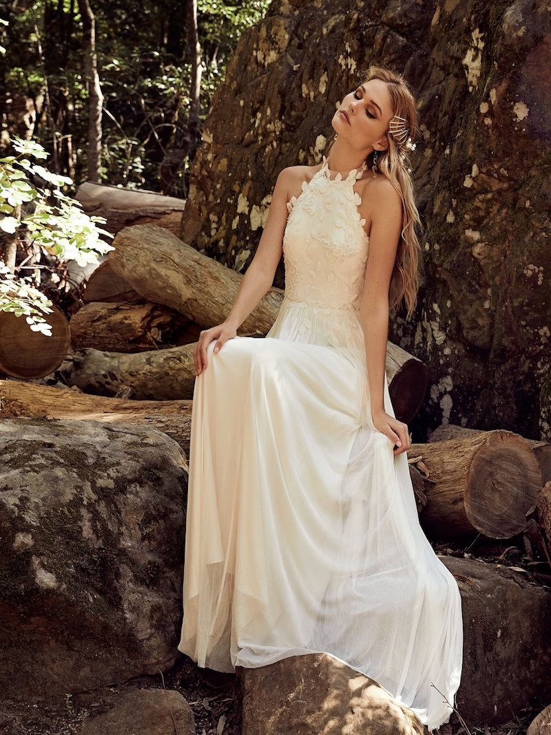 Catherine Deane Tiana Gown