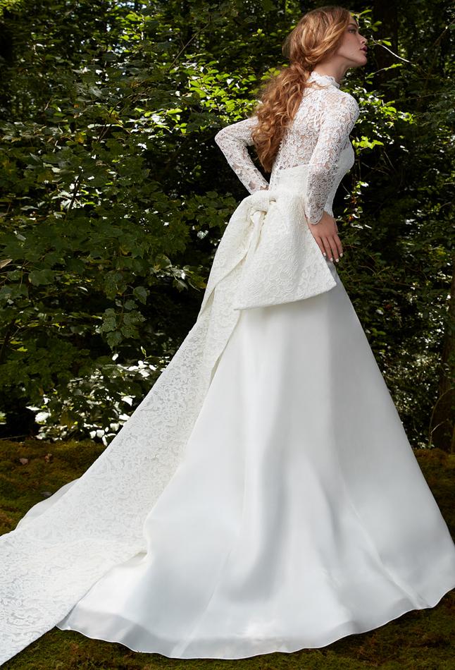 Anne Barge otoño 2021 Glory Gown