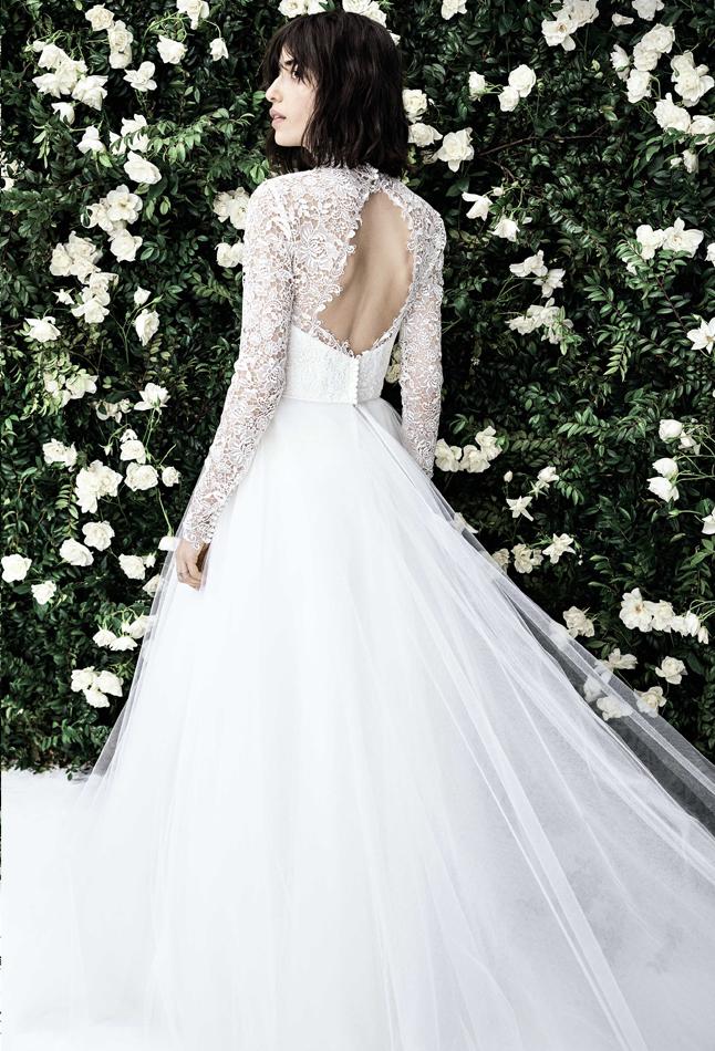Carolina Herrera vestido de novia 2020 LAINY