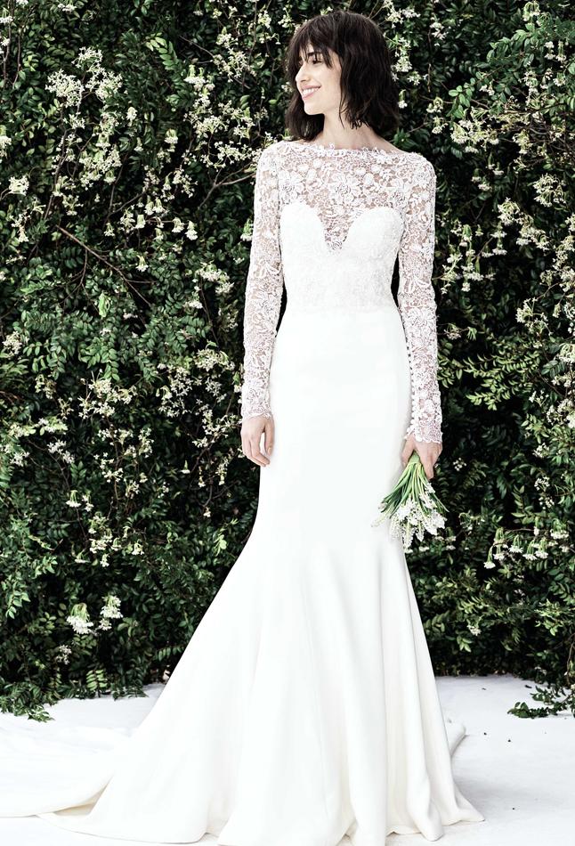 Carolina Herrera bridal Spring 2020 Leyla