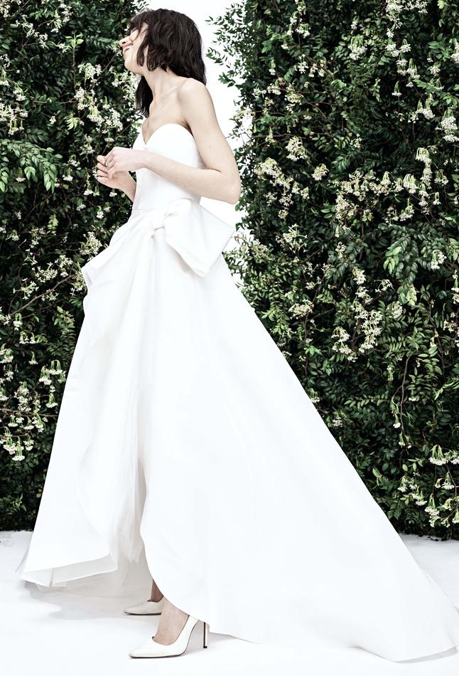 Carolina Herrera Bridal Spring 2020 Lucy