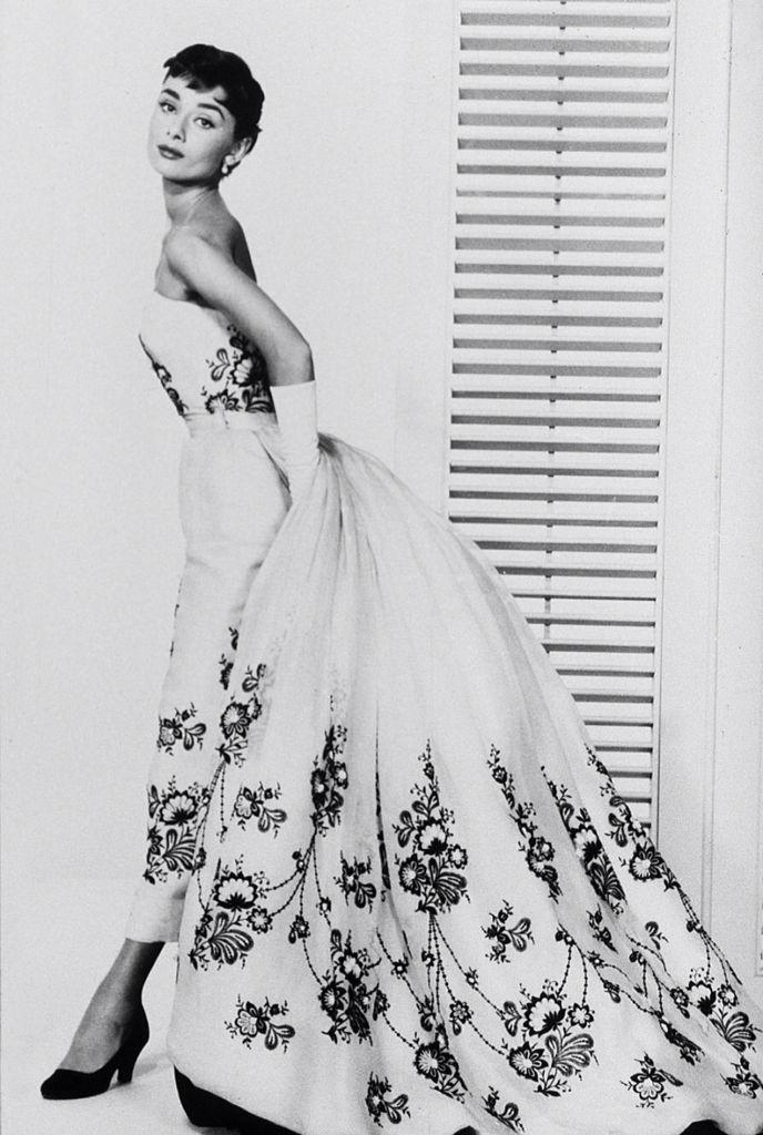 Audrey  Hepburn Sabrina Givenchy